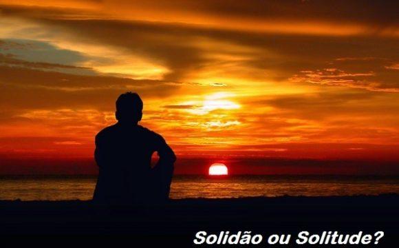 Solidão & Solitude na Visão Sistêmica
